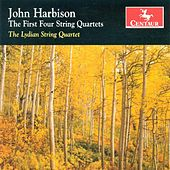 Harbison, J.: String Quartets Nos. 1-4 by Lydian String Quartet