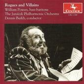 Opera Arias (Baritone): Powers, William - Puccini, G. / Verdi, G. / Gounod, C.-F. / Offenbach, J. / Wagner, R. / Rossini, G. / Mozart, W.A. by Various Artists