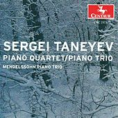 Taneyev, S.I.: Piano Quartet, Op. 20 / Piano Trio, Op. 22 by Various Artists