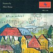 Brings, A.: Clarinet Sonata / Violin Sonata / Piano Sonata (Sonatas) by Various Artists
