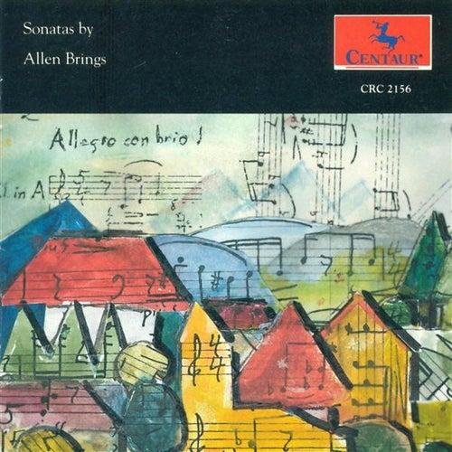 Brings, A.: Clarinet Sonata / Violin Sonata / Piano Sonata (Sonatas) by Various Artists