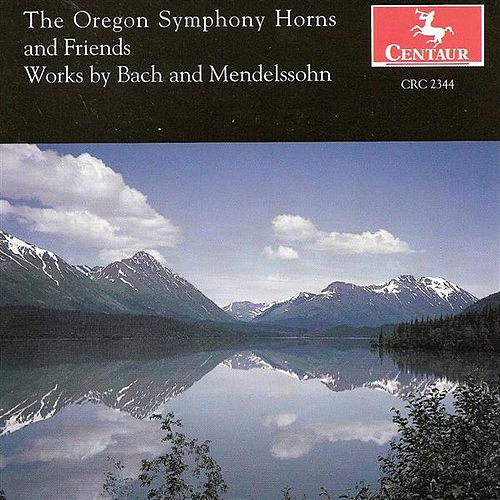 Horn Arrangements - Mendelssohn, Felix / Bach, J.S. by Various Artists