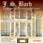 Bach: Concerto Transcriptions by Joan Lippincott