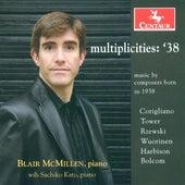 Corigliano, J.: Chiaroscuro / Harbison, J.: 3 Montale Sketches / Bolcom, W.: Bird Spirits / Tower, J.: Throbbing Still by Blair McMillen