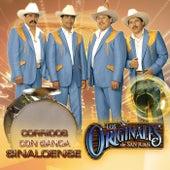 Corridos Con Banda Sinaloense by Los Originales De San Juan