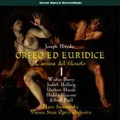 Haydn: L'anima del filosofo, ossia Orfeo ed Euridice (1951), Vol. 1 by Vienna State Opera Orchestra