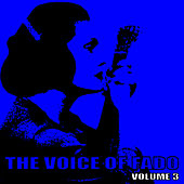 The Voice of Fado, Vol. 3 von Amalia Rodrigues