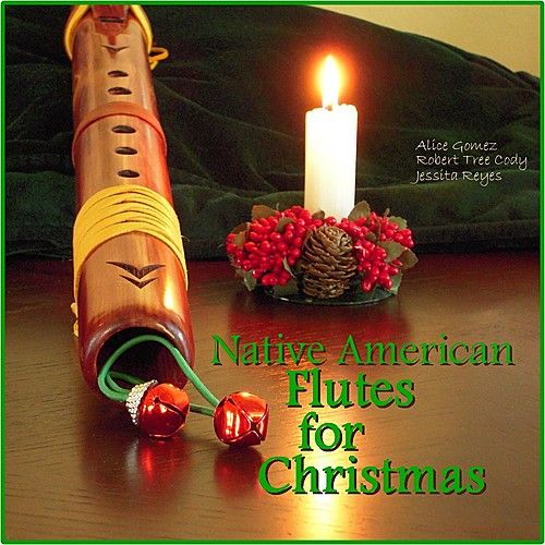 Native American Flute for Christmas (For Massage, New Age, Spa & Relaxation) by Various Artists