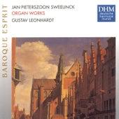 Sweelinck: Organ Works by Gustav Leonhardt