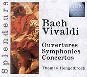 Vivaldi: Ouvertures, Symphonies, Concertos by Freiburger Barockorchester