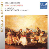 Boccherini: Keyboard Quintets G415, G412, G418, G410 by Les Adieux