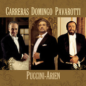 Puccini-Arien by Various Artists