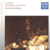 Stamitz: Symphonies & Concertos by Franzjosef Maier