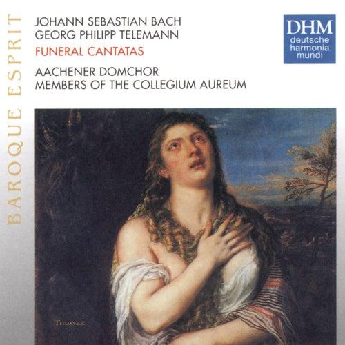 Telemann: Trauerkantate / J.S. Bach: Actus Tragicus by Various Artists