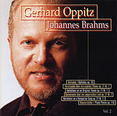 Brahms: Ballads, Variations by Gerhard Oppitz