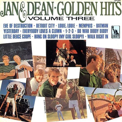 Golden Hits Volume Three by Jan & Dean