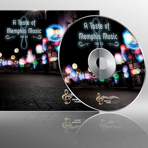 A Taste of Memphis Music by Various Artists