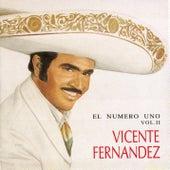 El Numero Uno Vol. II by Vicente Fernández