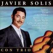 Javier Solis con Trio by Javier Solis