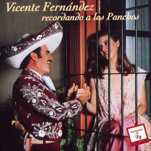 Vicente Fernandez Recordando a los Panchos by Vicente Fernández