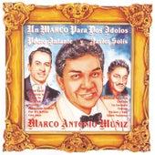 Un Marco Para Dos Idolos Pedro Infante Y Javier Solis by Marco Antonio Muñiz