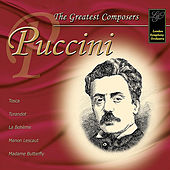 Puccini: The Greatest Composers by London Symphony Orchestra