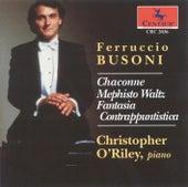 Busoni, F.: Fantasia Contrappuntistica / Liszt, F.: Mephisto Waltz No. 1 / Bach, J.S.: Chaconne (O'Riley) by Christopher O'Riley