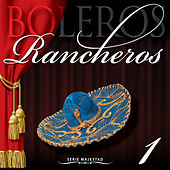 BOLEROS RANCHEROS Vol. 1  - Serie Majestad by Various Artists