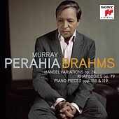 Brahms: Händel Variations by Murray Perahia