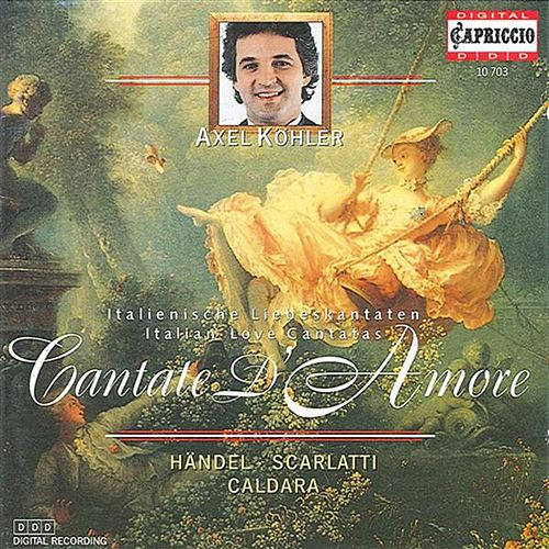 Cantate d'amore: Italian Love Cantatas by Various Artists
