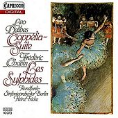 Delibes: Coppelia Ballet Suite - Chopin: Les Sylphides by Heinz Fricke