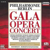 Philharmonie Berlin: Gala Opera Concert by Various Artists