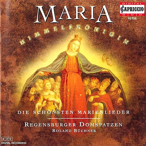 Maria: The Finest Songs of Mary by Roland Buchner
