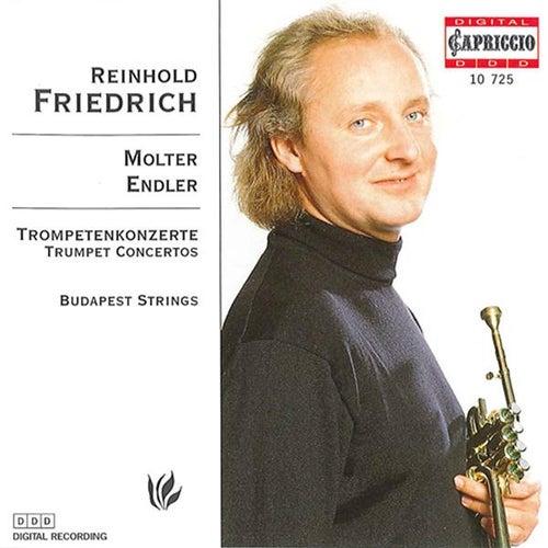 Trumpet Concertos by Reinhold Friedrich