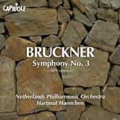 Bruckner, A.: Symphony No. 3 by Hartmut Haenchen