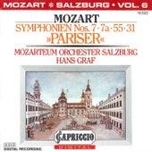 Mozart: Symphonien Nos. 7, 7a, 55, 31,