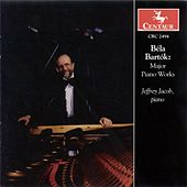 Bartok, B.: Improvisations / Out of Doors / 15 Hungarian Peasant Songs / Piano Sonata / Suite by Jeffrey Jacob