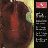Caporale, A.: Cello Sonatas Nos. 1-6 by Various Artists
