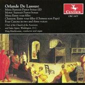 Lassus, O.: Missa Surrexit Pastor Bonus Ii / Missa Surrexit Pastor Bonus Ii / Canons Nos. 1, 6 and 15 by Haig Mardirosian