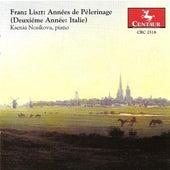 Liszt, F.: Annees De Pelerinage, 2Nd Year by Ksenia Nosikova