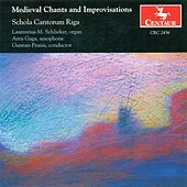 Choral Music (Medieval Chants and Improvisations) by Various Artists