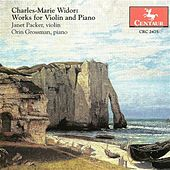 Widor, C.-M.: Violin Sonatas Nos. 1 and 2 / Suite Florentine / Cavatine / Romance by Various Artists