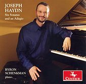 Haydn, F.J.: Piano Music - Hob.Xv:22, 33 / Hob.Xvi:30, 34, 35, 36 by Byron Schenkman