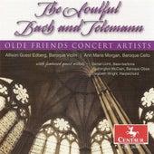 Telemann, G.P.: Oboe Sonata, Twv 42:G5 / Fantasies Nos. 4 and 6 / Bach, J.S.: Der Friede Sei Mit Dir by Various Artists