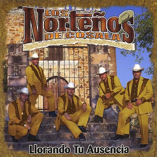 Llorando Tu Ausencia by Los Norteños De Cosala