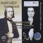 Liszt - Sonate h-moll S.178 - Cobra - Sonate op.7 - Initiatiques by Maximianno Cobra