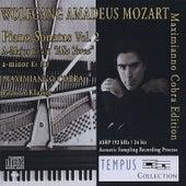 Mozart - Sonatas Vol. 2 /  A-Major KV 331  & a-minor KV 310 by Maximianno Cobra