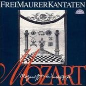 Mozart: Freimaurerkantaten und Lieder by Various Artists