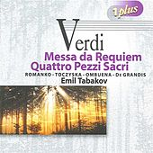 Verdi: Messa da Requiem - 4 Pezzi sacri by Various Artists