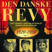 Danske Revy (Den): 1920-1930, Vol. 1 (Revy 4) by Various Artists